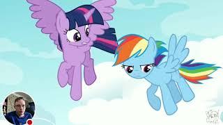 Sparrow Reacts: Friendship is Randomly Musical 1 & 2