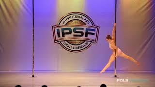 Olga Farkas - IPSF World Pole Championships 2018