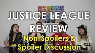 Aussie Asians - Justice League Movie Review