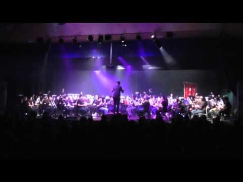 Mecano. Banda Municipal de Música de Olula del Río.