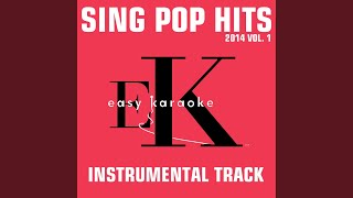 How Long Will I Love You (Karaoke Without Background Vocal) (In the Style of Ellie Goulding)