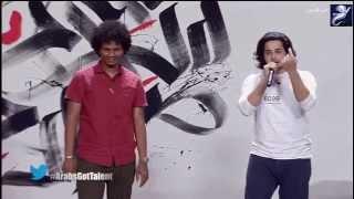 Arabs Gots Talent S4 - Graffiti Arabia