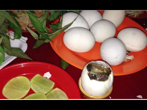 ... foods at night | grilled skew beef and boiled duck egg - YouTube