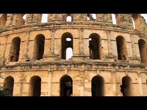 El Jem Coliseum - Tunisia