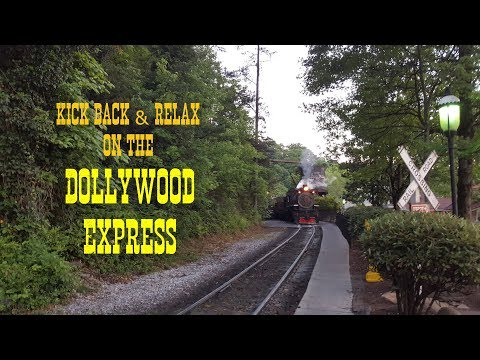 Enjoy a Ride on the Dollywood Express