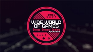 Wide World of Games: 6/18/18 Broadcast