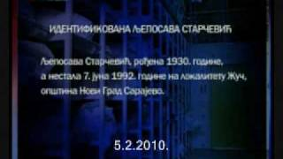 Identifikovano tijelo Srpkinje u Federacijskom Sarajevu brdo Z…
