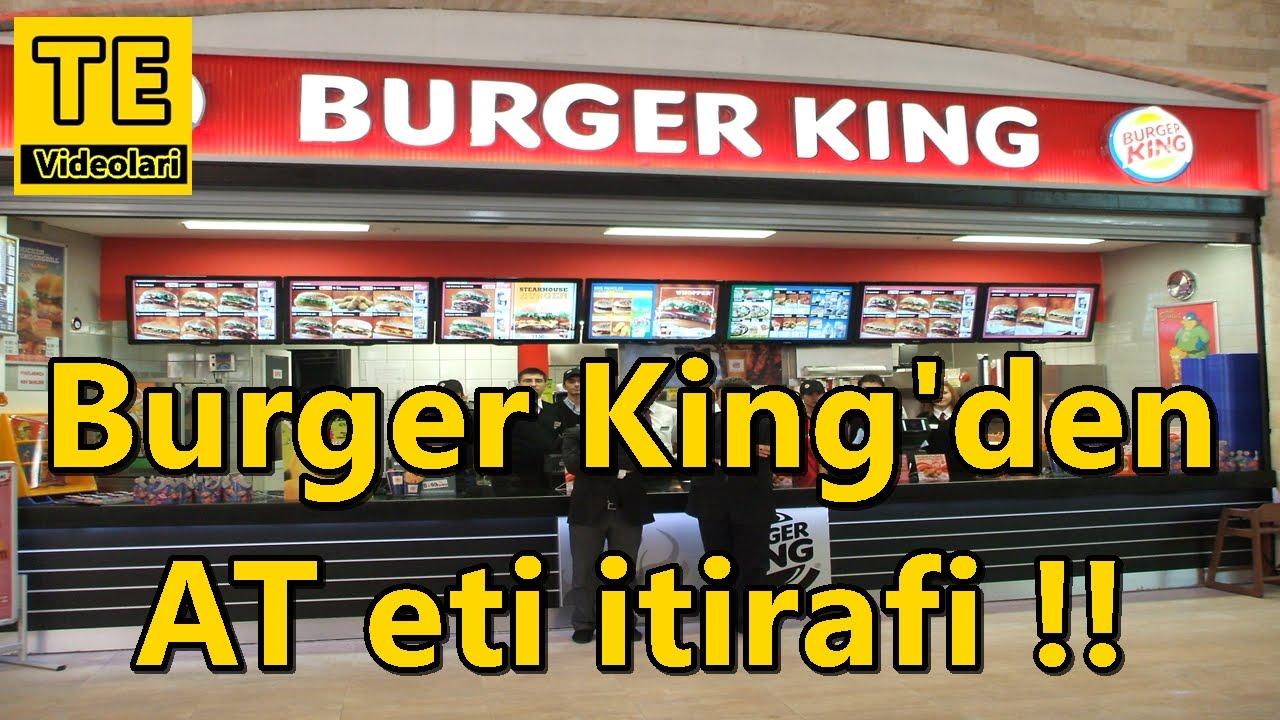 Gerçek Burger Videosu