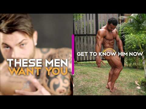 Gay Hookup Sites   Hot Gay Couple So Romance from YouTube · Duration:  1 minutes 41 seconds
