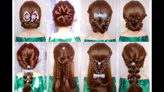 Các kiểu tết Tóc ĐẸP cho bạn gái || Amazing Braid Hairstyles || Phần 1