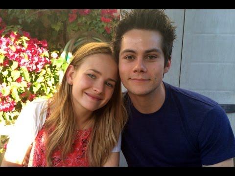 Dylan o Brien Britt Robertson dating 2014