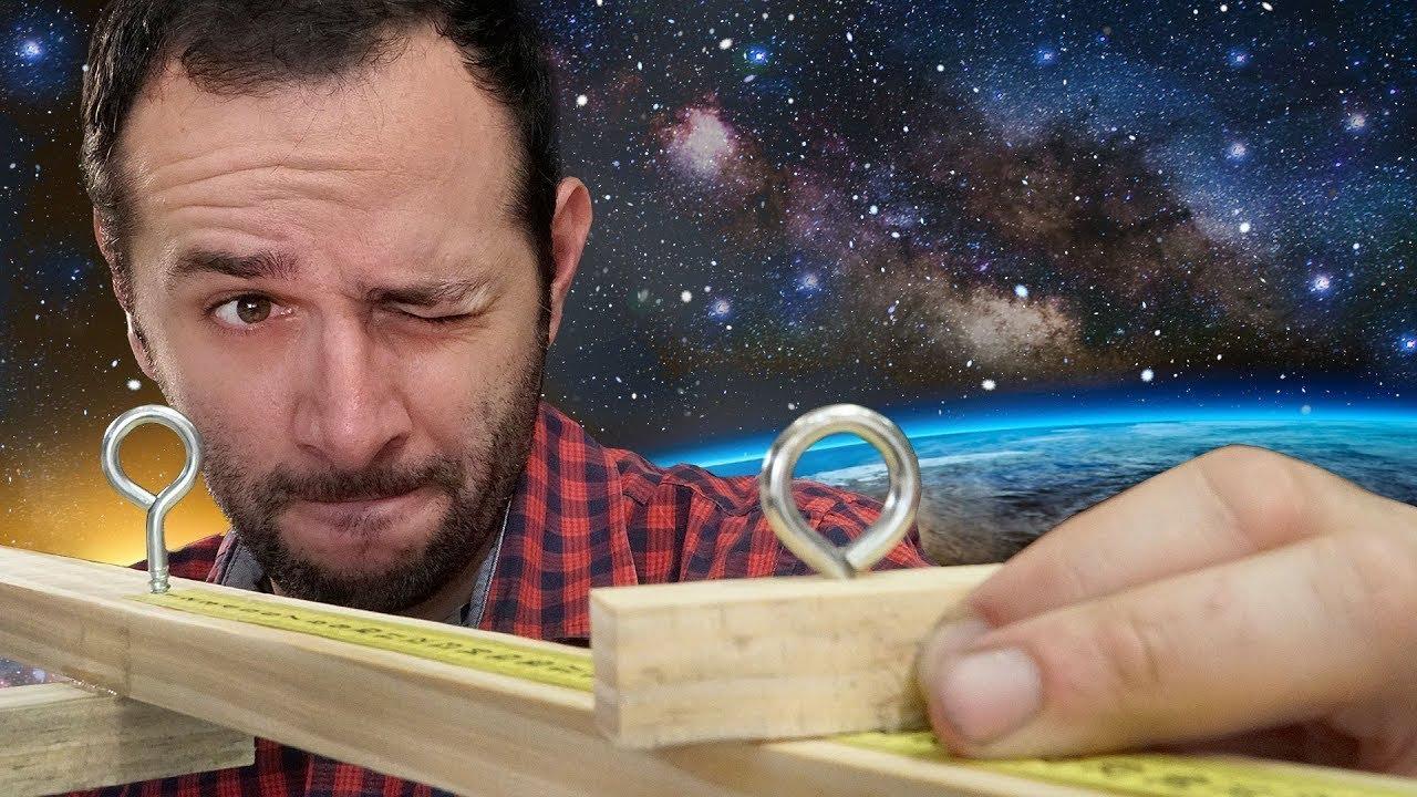 Como medir a distância da Terra até as estrelas