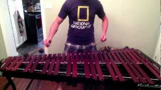 OWL CITY & CARLY RAE JEPSEN - Good Time - Marimba Version