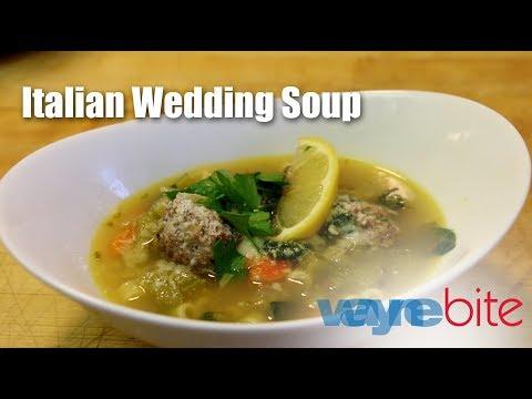 Italian Wedding Soup WayneBite Video
