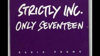 Tony Banks - Strictly Inc. - Only Seventeen (Edit)