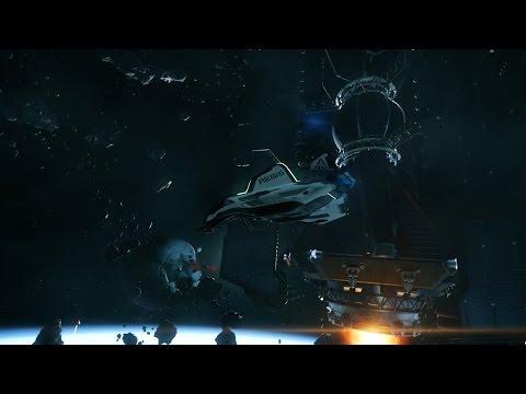 Star citizen - Titan Broken Moon Solo Victory (Aplha 2.) Wave 1 - 18