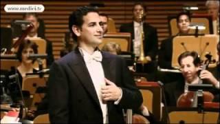 """Juan Diego Flórez sings """"La donna è mobile"""" - Gustavo Dudamel, L.A. Philharmonic Orchestra"""