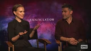 ANNIHILATION: SMG Exclusive feat. Natalie Portman, Oscar Isaac & Cast - Studio Movie Grill