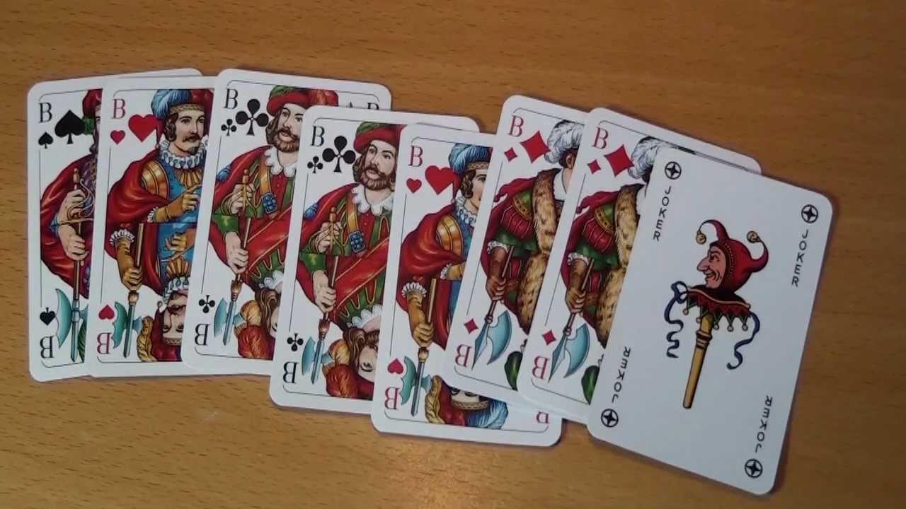 Canasta Karten Anzahl