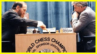 Bobby Fischer's Chess masterpiece after 20 years of inactivity - Game 7 vs Spassky, 1992 Match