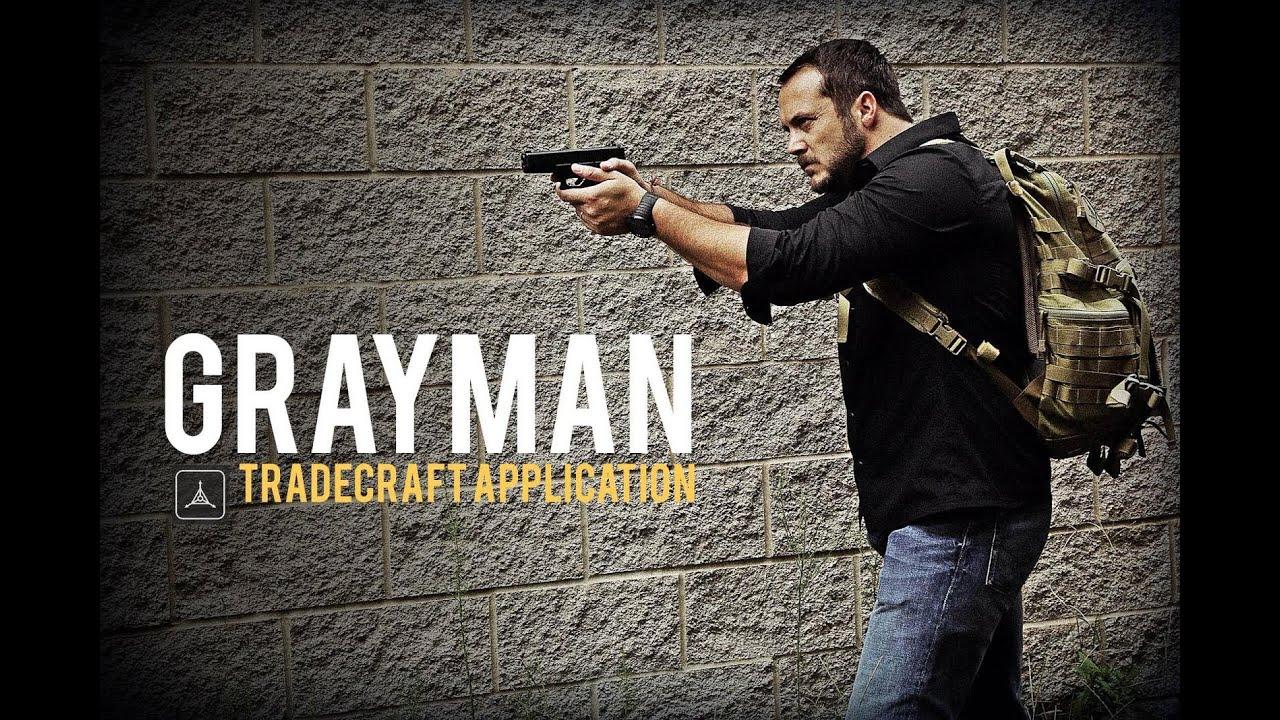 Grayman Series Part 3 Triple Aught Design Tradecraft
