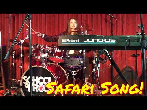 Greta Van Fleet - Safari Song Cover