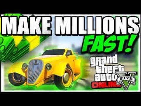 EASIEST WAY! GTA 5 SOLO MONEY GLITCH WORKING 1.47 GTA V Money Glitch