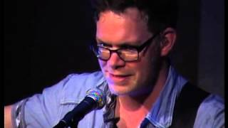 "Jason Gray sings ""Remind Me Who I Am"""