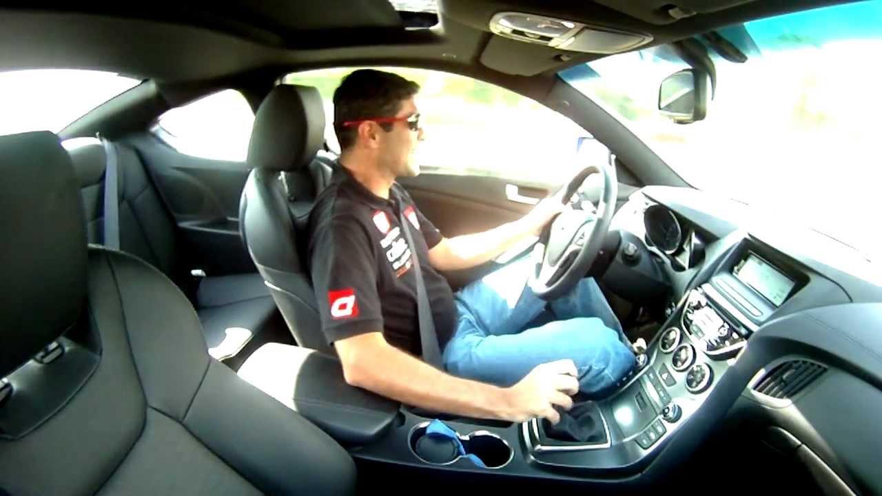 C Shootout Preview Toyota 86 vs 2013 Hyundai Genesis  YouTube
