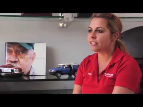 Toyota Meet the Staff: Diane