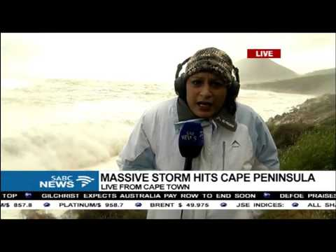 UPDATE: More heavy rain and winds expected in the Cape