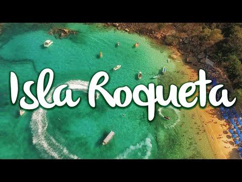 Isla Roqueta, que hacer en Acapulco
