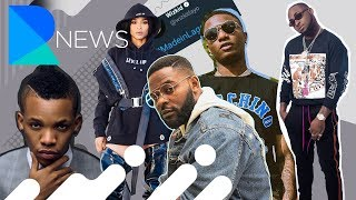 Wizkid reveals release date for new album, Davido buys new jet