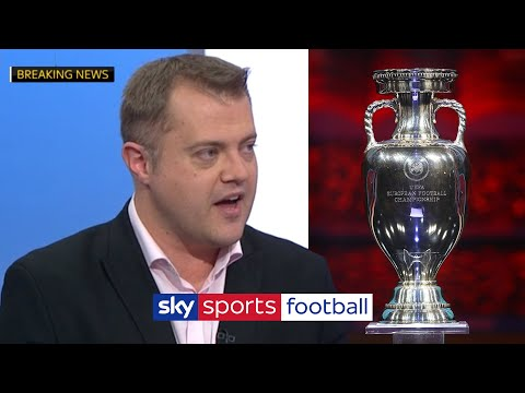 BREAKING: Euro 2020 has been POSTPONED until 2021