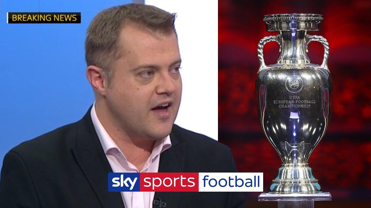 BREAKING: Euro 2020 has been POSTPONED until 2021! | Sky Sports News