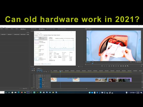 Premiere Pro video editing 4K with i7 4470 quad core and GTX 1060 with Nvenc