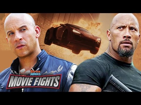 Pitch The Next Big Fast & Furious Action Sequence - MOVIE FIGHTS! (Feat. Max Landis)