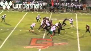 Zack Lopez Football Highlights Gonzales Tx Class Of 2013