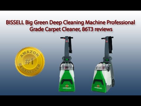 bissell big green deep cleaning machine bissell big green cleaning machine professional grade 29091