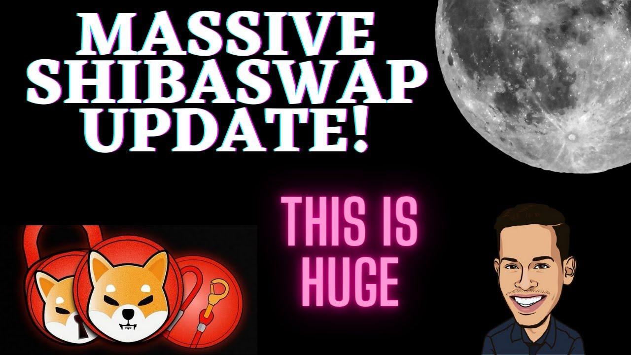 MASSIVE SHIBASWAP UPDATE! SHIBA INU PRICE PREDICTION+ NEW SHIBASWAP PAIRS