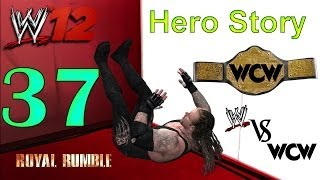 WWE 12 Road to Wrestlemania #037 [HD] - Superstars verletzt | Lets Play WWE 12