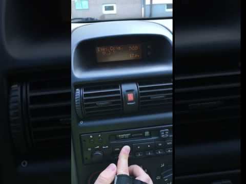 Blaupunkt CAR 300 - CODE problem solved