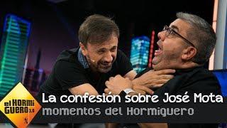 La confesión de Florentino Fernández y Santiago Segura sobre José Mota - El Hormiguero 3.0