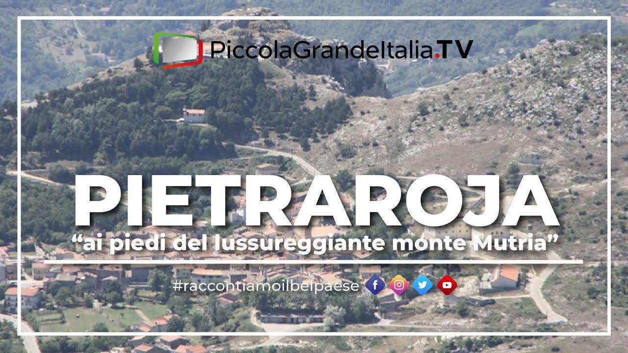 Pietraroja Piccola Grande Italia Youtube