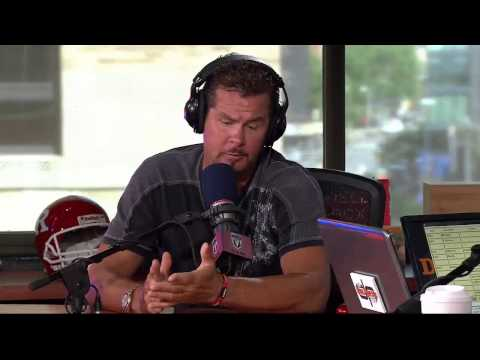 Mitch Williams on The Dan Patrick Show 9/9/13