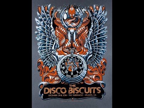 The Disco Biscuits - 12/30/16 - The Tabernacle, Atlanta, GA - FULL SHOW LIVE STREAM FEED