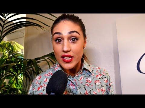 Cecilia Rodriguez, Intervsita Su Soleil: