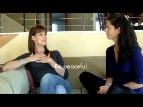 Annabel Ruffell interviews Alexandra Paul - actress, activist, and athlete