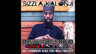 Sizzla - Righteous Sound Mix CD (King I Vier) 09 RIGHTEOUS SOUND Ft JESSE JENDER