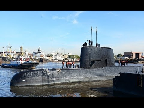 Royal Navy deploys patrol ship to search for Argentine sub